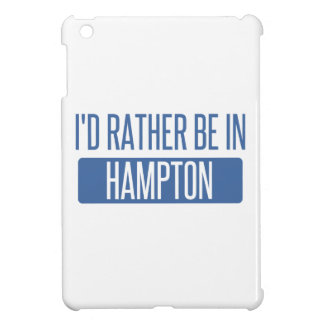I'd rather be in Hampton Cover For The iPad Mini