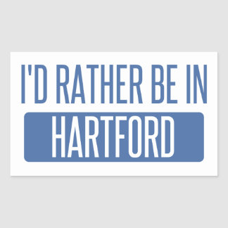 I'd rather be in Hartford