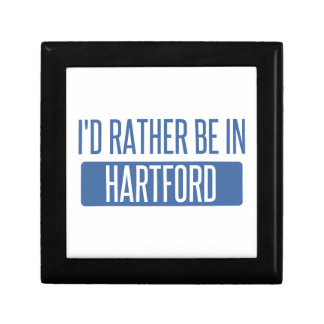 I'd rather be in Hartford Gift Box