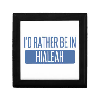 I'd rather be in Hialeah Gift Box