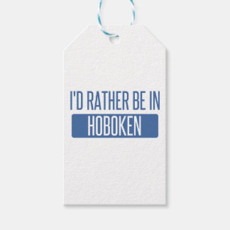 I'd rather be in Hoffman Estates Pack Of Gift Tags