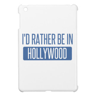I'd rather be in Holyoke Case For The iPad Mini