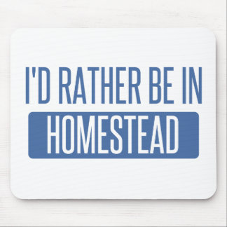 I'd rather be in Honolulu Mouse Pad