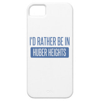 I'd rather be in Huber Heights iPhone 5 Covers