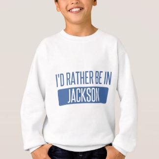 I'd rather be in Jackson MS Sweatshirt