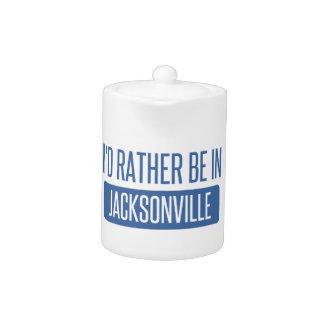 I'd rather be in Jacksonville FL