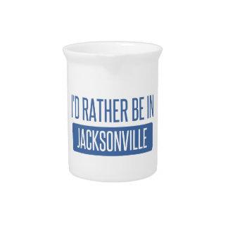I'd rather be in Jacksonville FL Pitcher