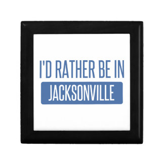 I'd rather be in Jacksonville NC Gift Box