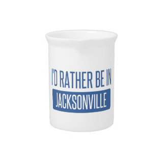 I'd rather be in Jacksonville NC Pitcher