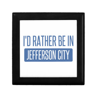 I'd rather be in Jefferson City Gift Box