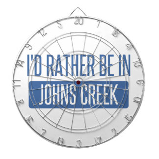 I'd rather be in Johns Creek Dart Boards