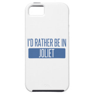 I'd rather be in Joliet iPhone 5 Case