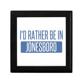 I'd rather be in Jonesboro Gift Box