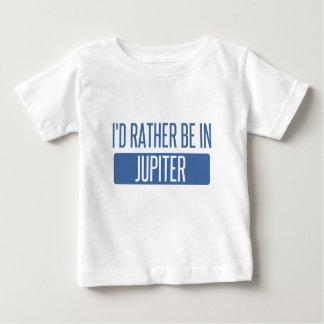 I'd rather be in Jupiter Baby T-Shirt