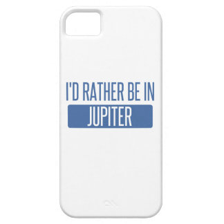 I'd rather be in Jupiter Case For The iPhone 5