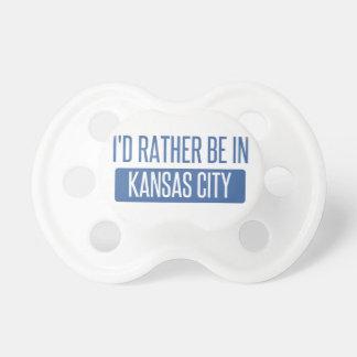 I'd rather be in Kansas City KS Pacifier
