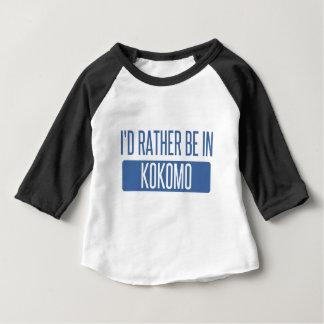 I'd rather be in Kokomo Baby T-Shirt