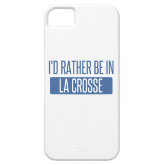 I'd rather be in La Crosse iPhone 5 Covers