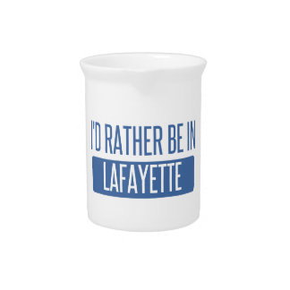 I'd rather be in Lafayette IN Pitcher