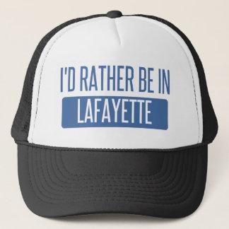 I'd rather be in Lafayette IN Trucker Hat