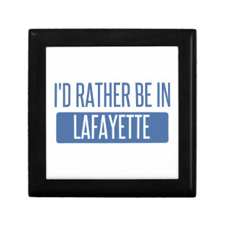 I'd rather be in Lafayette LA Gift Box