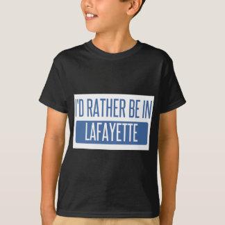 I'd rather be in Lafayette LA T-Shirt