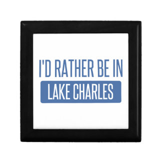 I'd rather be in Lake Charles Gift Box