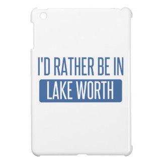 I'd rather be in Lake Worth iPad Mini Covers
