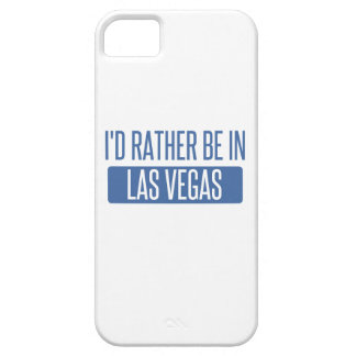 I'd rather be in Las Vegas iPhone 5 Cover