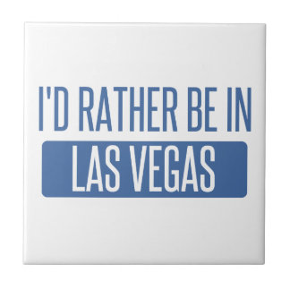 I'd rather be in Las Vegas Tile