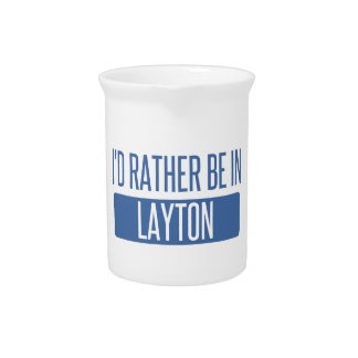 I'd rather be in Layton Pitcher