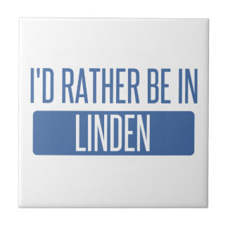 I'd rather be in Linden Tile