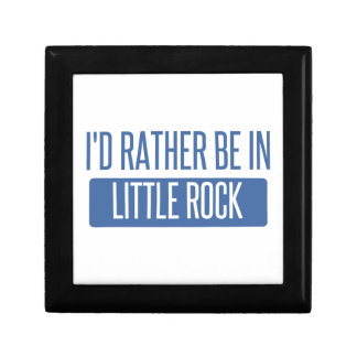 I'd rather be in Little Rock Gift Box