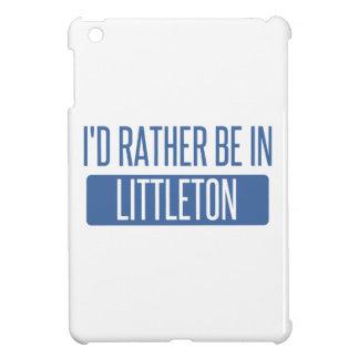 I'd rather be in Littleton iPad Mini Cases