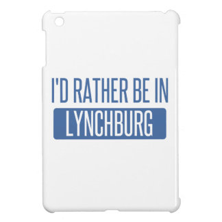 I'd rather be in Lynchburg Cover For The iPad Mini
