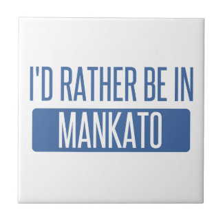 I'd rather be in Mankato Tile