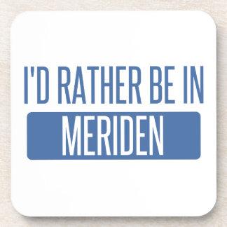 I'd rather be in Meriden Coaster