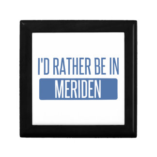 I'd rather be in Meriden Gift Box