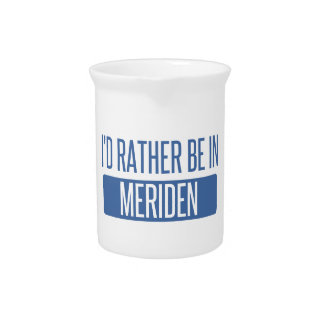 I'd rather be in Meriden Pitcher