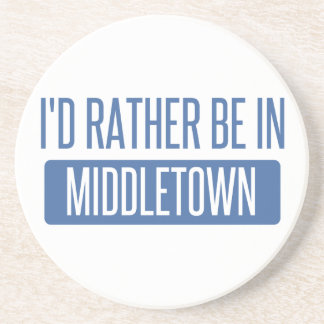 I'd rather be in Middletown CT Coaster