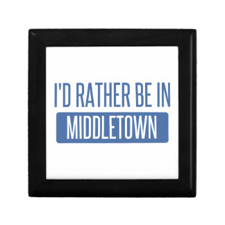 I'd rather be in Middletown CT Gift Box