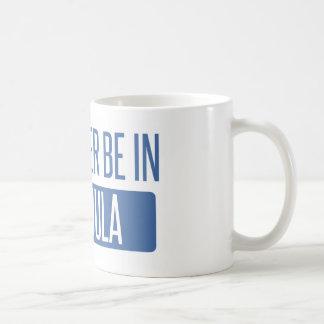 I'd rather be in Missoula Coffee Mug