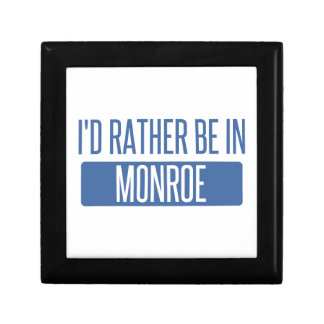 I'd rather be in Monroe Gift Box