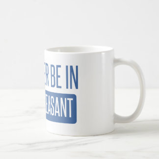 I'd rather be in Mount Pleasant Coffee Mug