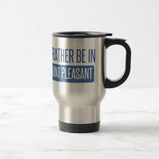 I'd rather be in Mount Pleasant Travel Mug