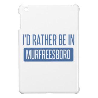 I'd rather be in Murfreesboro iPad Mini Covers