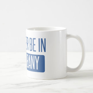 I'd rather be in New Albany Coffee Mug