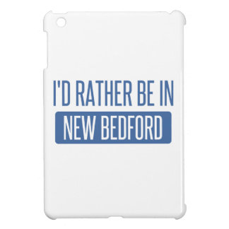 I'd rather be in New Bedford iPad Mini Cases