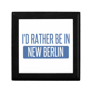 I'd rather be in New Berlin Gift Box