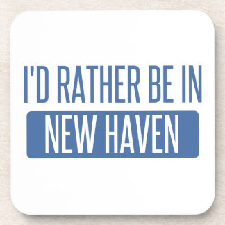 I'd rather be in New Haven Coaster